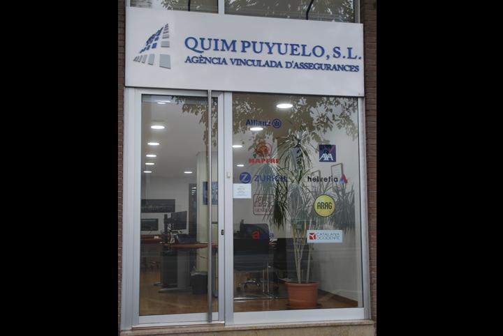 Foto oficinas Quim